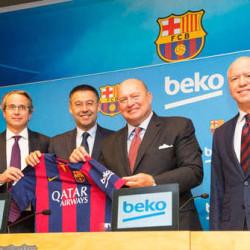Beko sponsor del Barça!